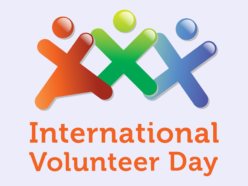 International Volunteer Day